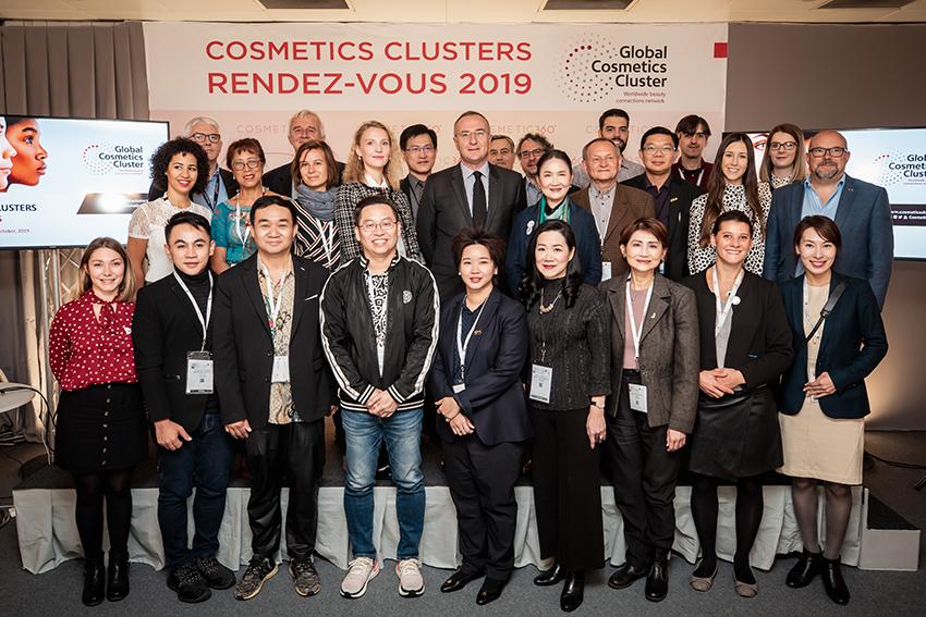 Global Cosmetic Cluster: Global Cosmetics Cluster, la primera red mundial de clústeres de cosmética y perfumería