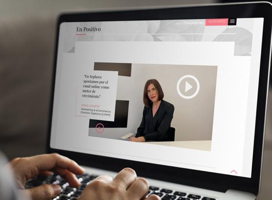 Revista digital NewsFragancias: entrevista a Irma Ugarte, Marketing & eCommerce Director Sephora (LVMH)