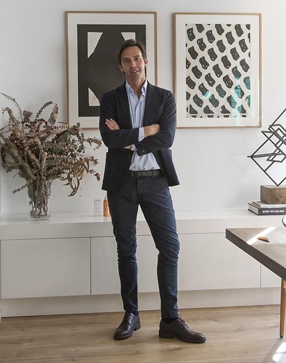 Juan Corominas, fundador y director general de Copa Cosmetics