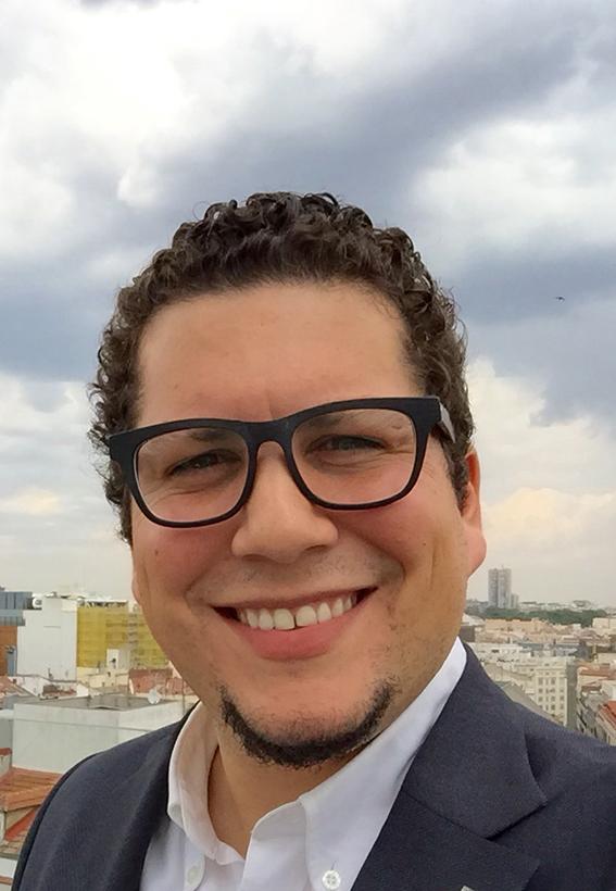 Sandro García Salmones, director de servicios al cliente de Avalon PR+