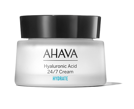 Hyaluronic Acid 24/7 Cream, Ahava