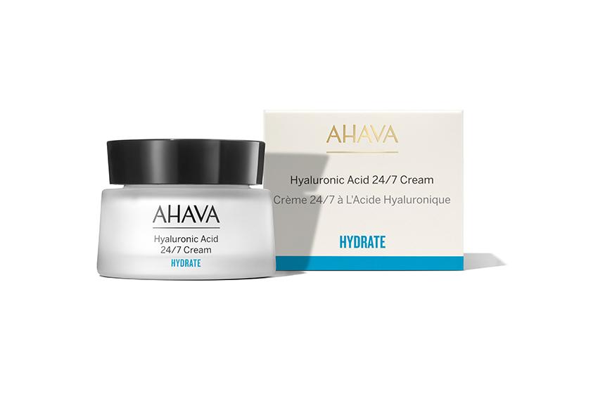 Ácido hialurónico, máxima hidratación para tu piel, Ahava Hyaluronic Acid