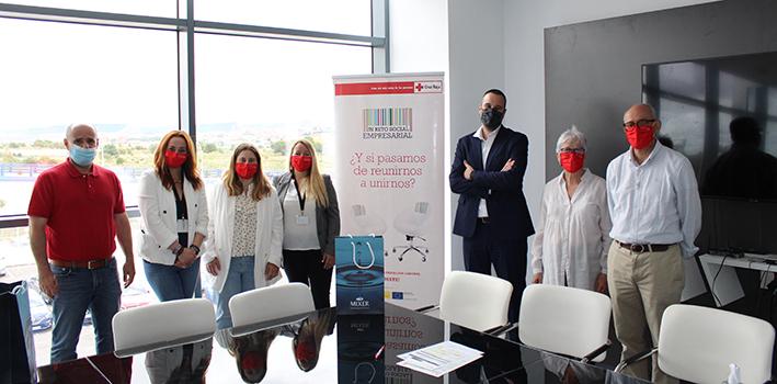 Mixer & Pack colabora con Cruz Roja Española