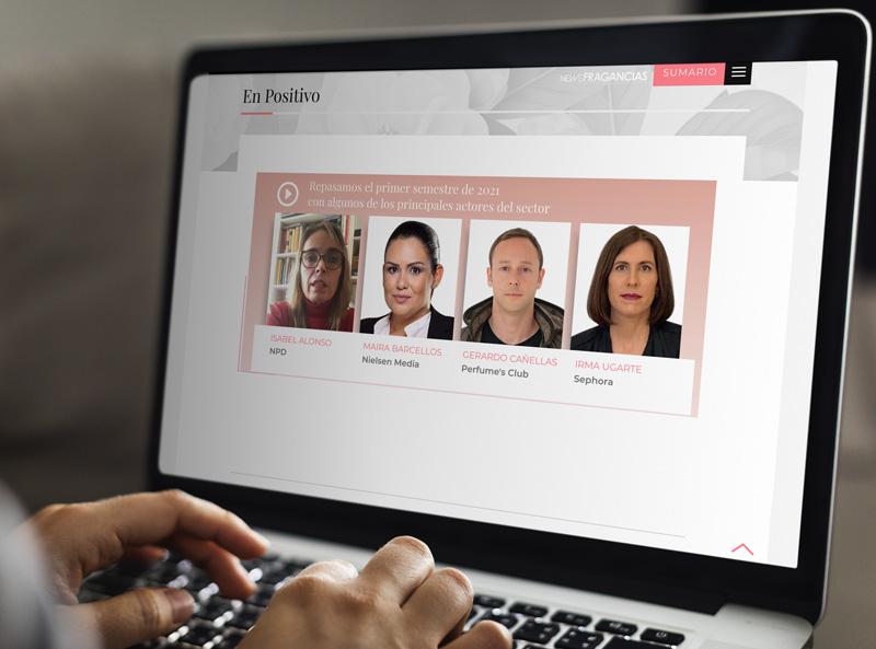 NewsFragancias Edición Digital: repaso del primer semestre de 2021 en la perfumería