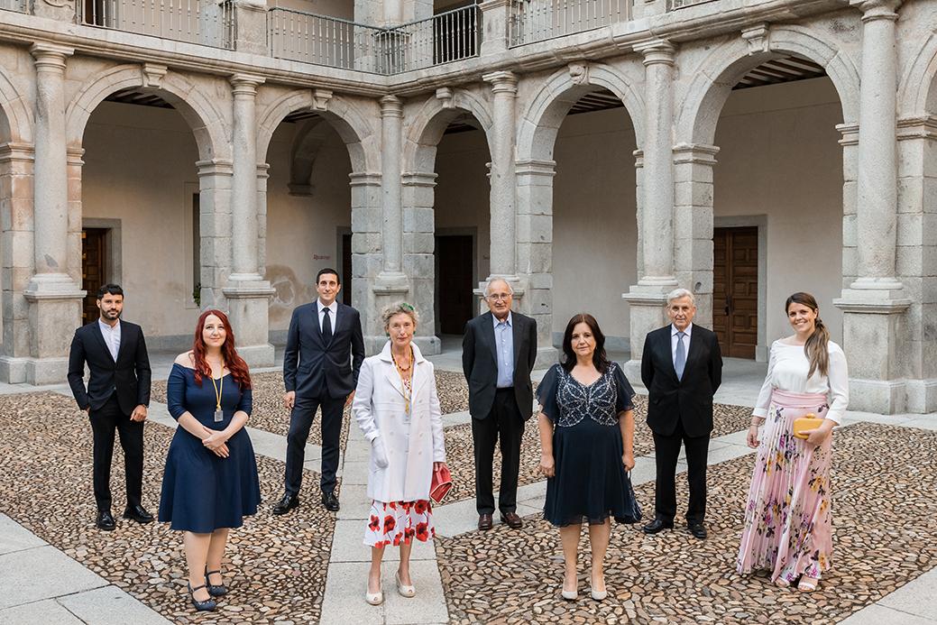 La Academia del Perfume nombra a nueve académicos en un solemne acto de ingreso en la Universidad de Alcalá