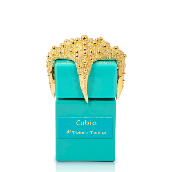 Cubia, perfume de la colección Sea Stars de Tiziana Terenzi