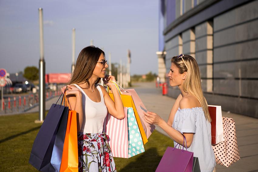 Los consumidores vuelven a interesarse por las compras de belleza