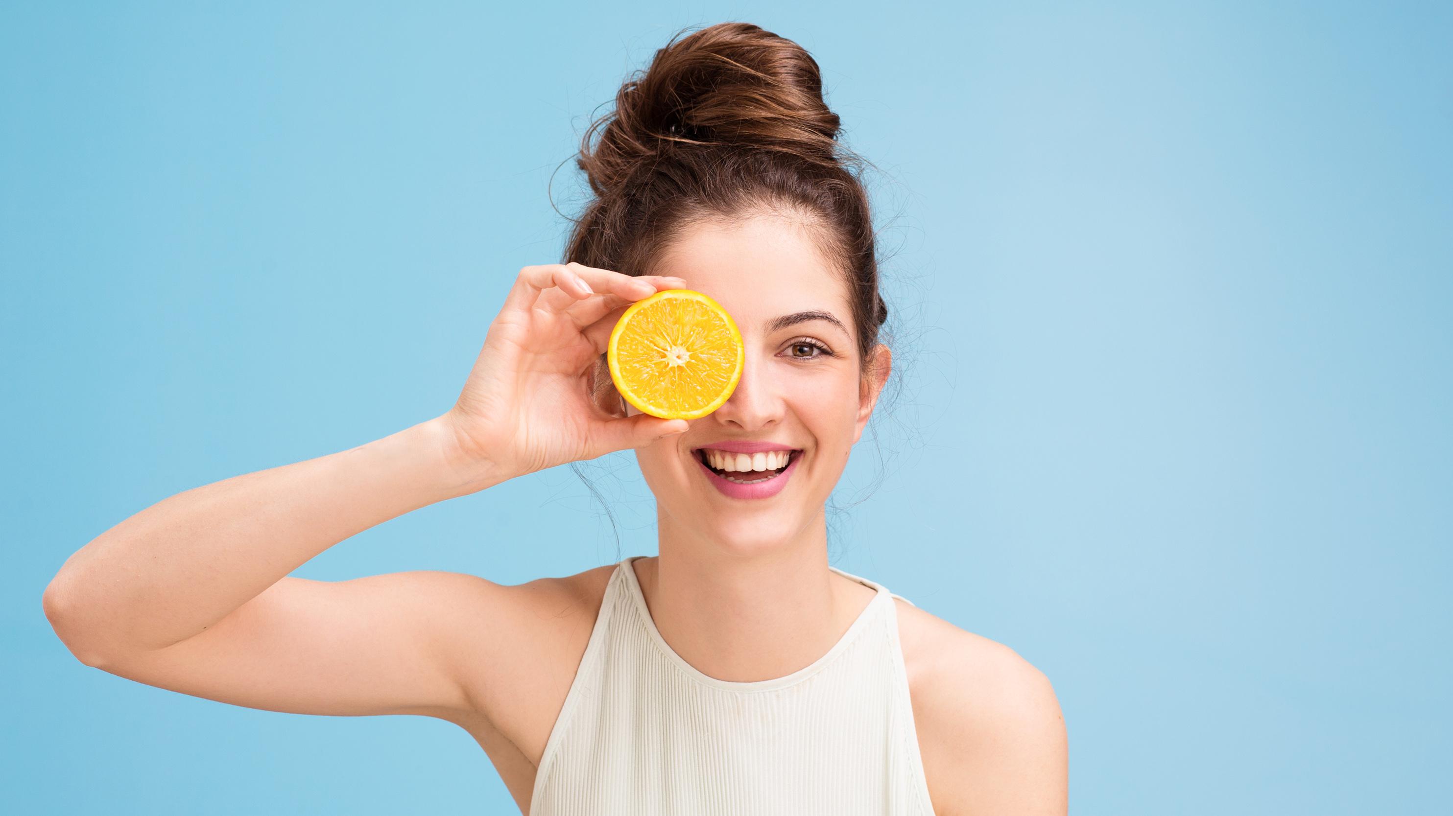 vitamina C en verano
