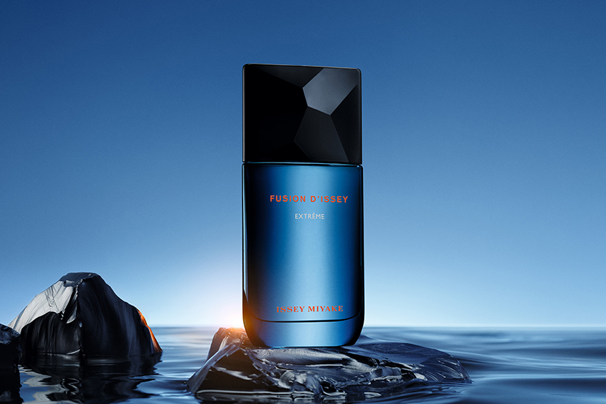 Fusion d'Issey Extrême, Issey Miyake