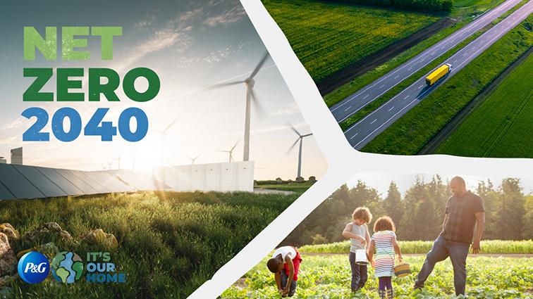 Procter & Gamble acelera el plan de reducción de emisiones para 2040