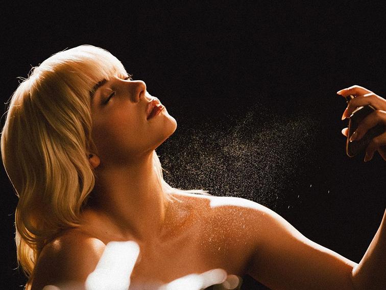 Billie Eilish lanza su primer perfume