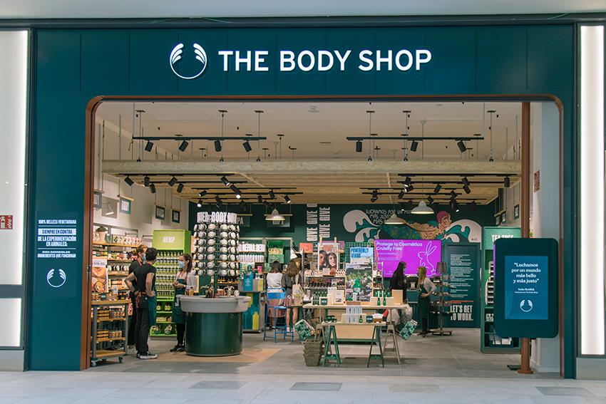 The Body Shop abre tienda en Vigo con un concepto más sostenible y activista