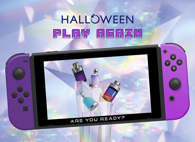 Play Again, Halloween Perfumes